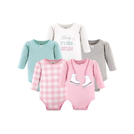 Nemo Onesie (Baby Girl Long Sleeve Bodysuits,)