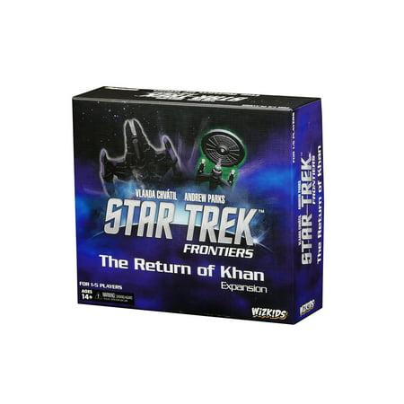 Wizkids Star Trek: Frontiers: The Return of Khan Expansion Set Board (Expansion Set Collection)