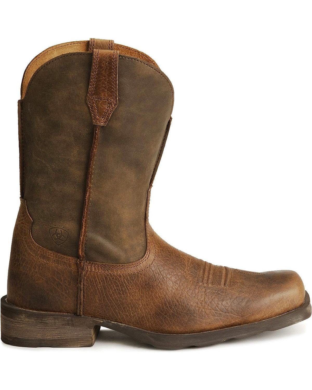 Ariat Men's Rambler Cowboy Boot Square Toe - 10002317