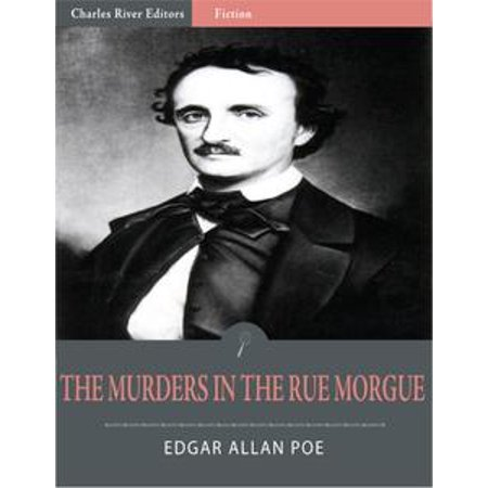 The Murders in the Rue Morgue (Illustrated) - eBook](Rue Morgue Halloween)