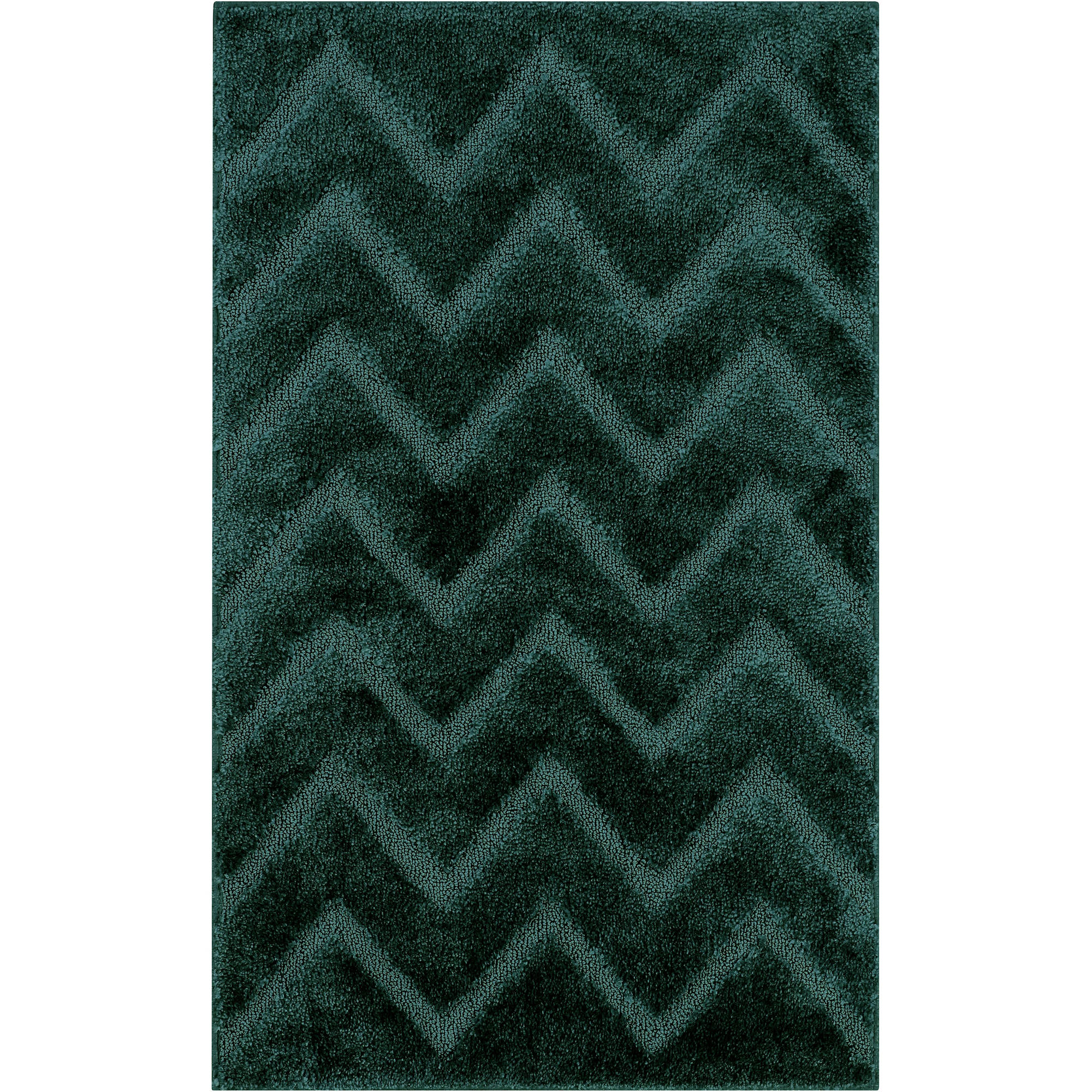 Charming Better Homes And Gardens Extra Soft Chevron Bath Rug