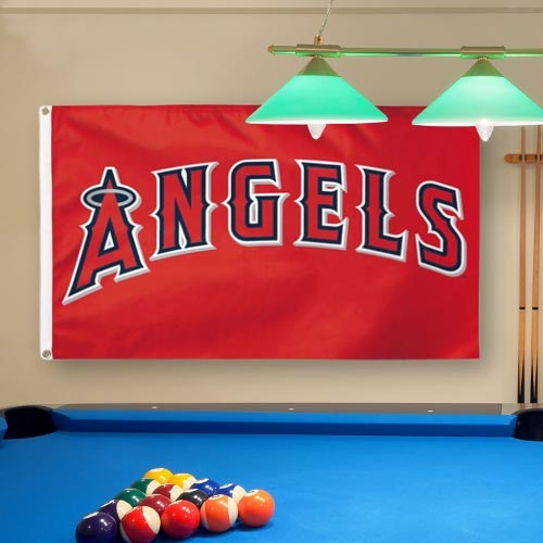Los Angeles Angels WinCraft Deluxe 3' x 5' Flag - No Size
