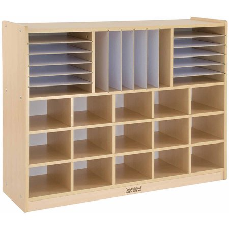 Multi Section Storage Cabinet