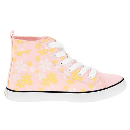 Looney Tunes Tweety Girl's High Top Sneaker