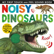 My First: Noisy Dinosaurs (Board book)