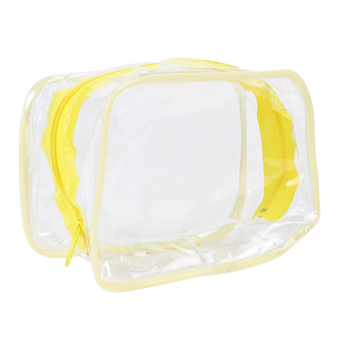 Cosmetic Makeup Toiletry Clear Pvc Travel Bath Wash Bag