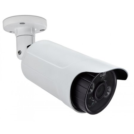 Turcom cyberVIEW Outdoor DIY Surveillance Security Camera, Night Vision, Motion Sensor, Infrared, High