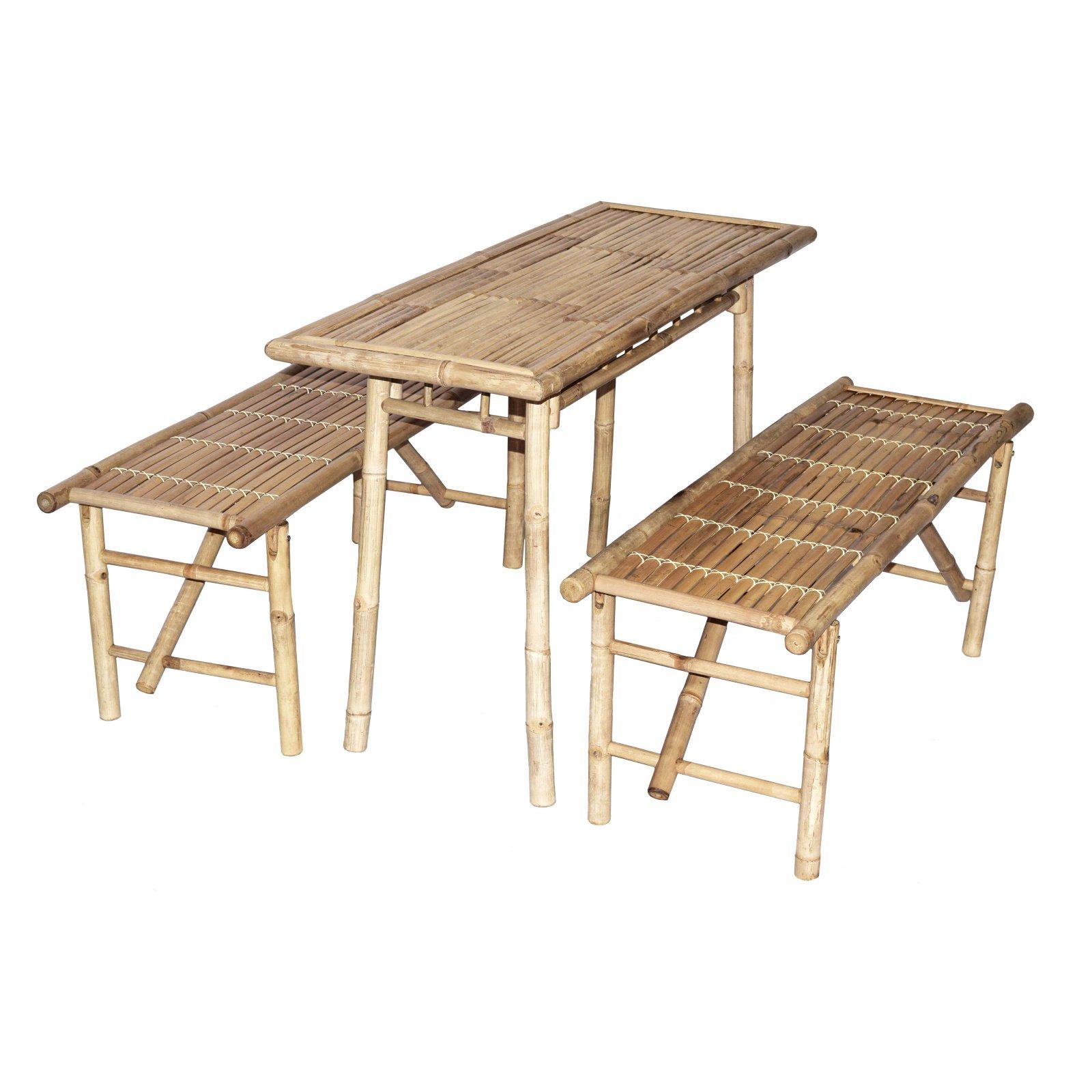 Bamboo54 Folding Bamboo Picnic Table by Bamboo54