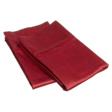Impressions Mada Egyptian Cotton 2-Piece Solid Pillowcase Set ()