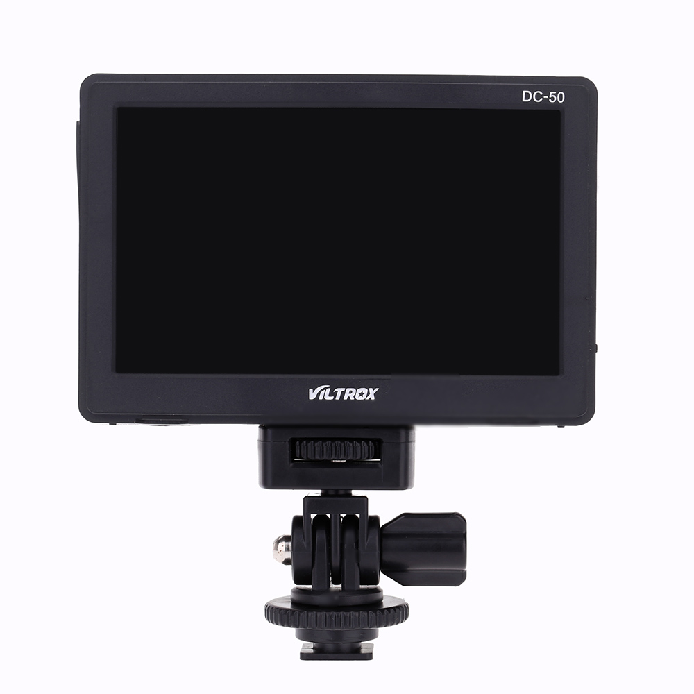 Viltrox DC-50 HD Clip-on LCD 5'' Monitor Portable Wide Vi...