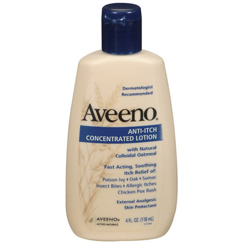 AVEENO Anti-Itch Anti-Itch Concentrated Lotion 4 fl oz.