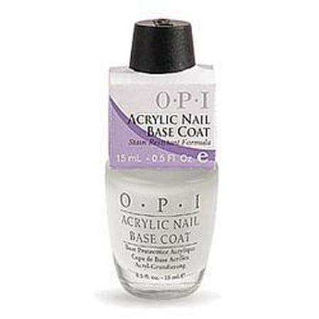 OPI Nail Lacquer - Acrylic Nail Base Coat - #NTT20