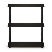 Deals on 18029 Turn-N-Tube 3-Tier Compact Multipurpose Shelf Display Rack