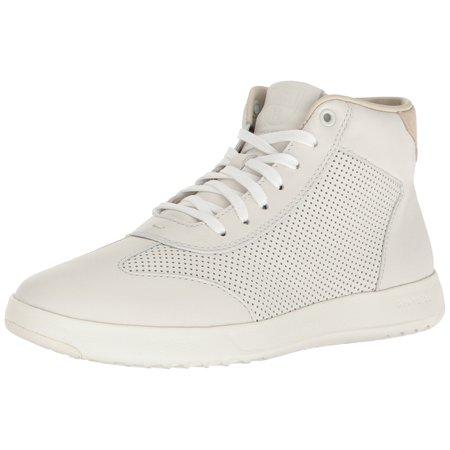 Cole Haan Women Grandpro High Top Sneakers (Cole Haan Medium Zip)