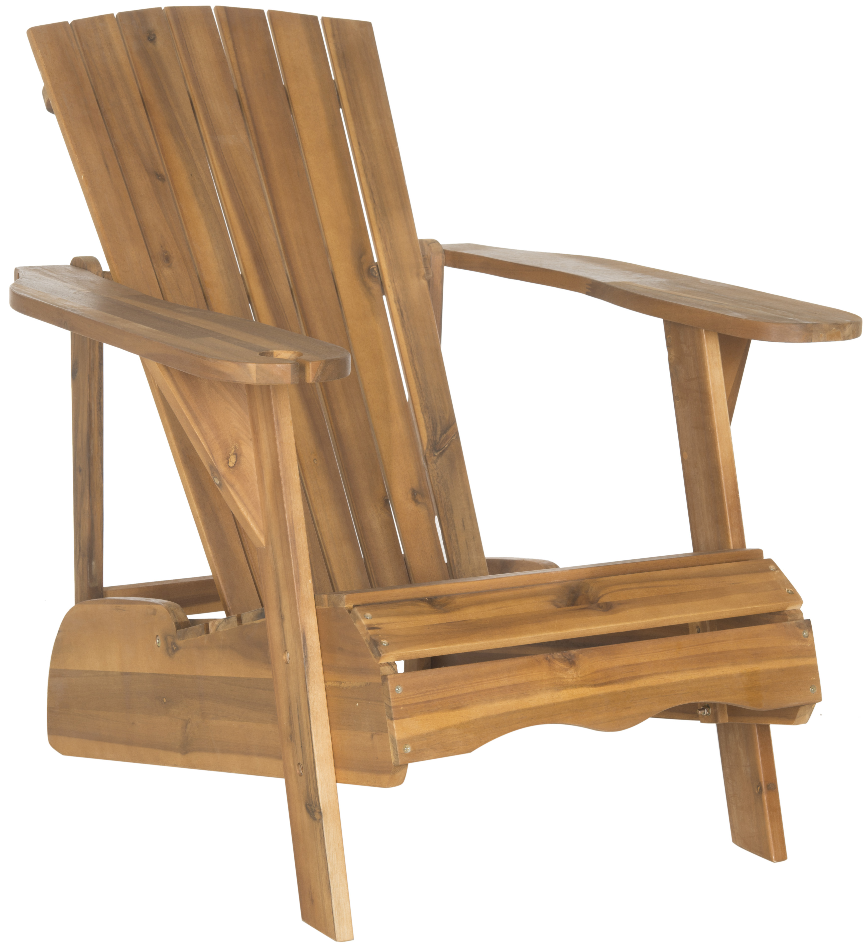 Safavieh Vista Outdoor Contemporary Adirondack Chair