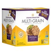 Product of Crunchmaster Multi-Grain Cracker, 21 oz.