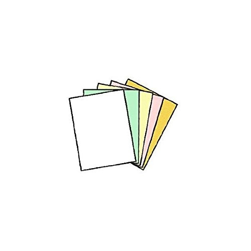 100 Sets of 5 Part NCR Carbonless Paper Reverse Collated 500 Ream by Appleton