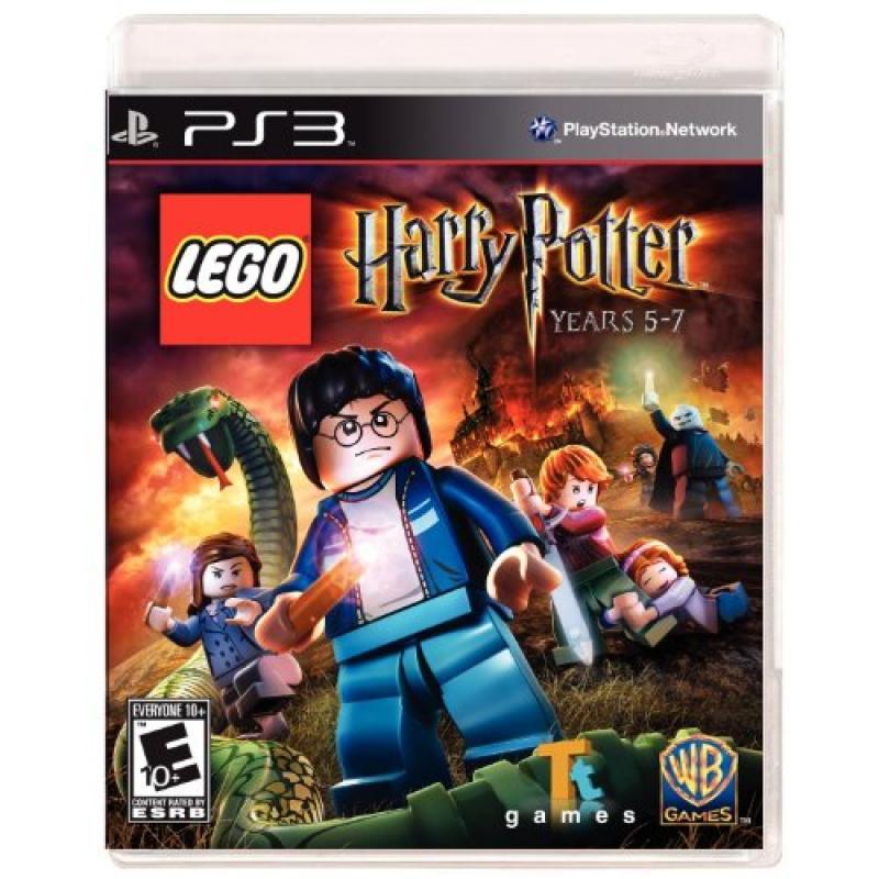 Warner Bros. LEGO Harry Potter: Years 5-7 - Playstation 3