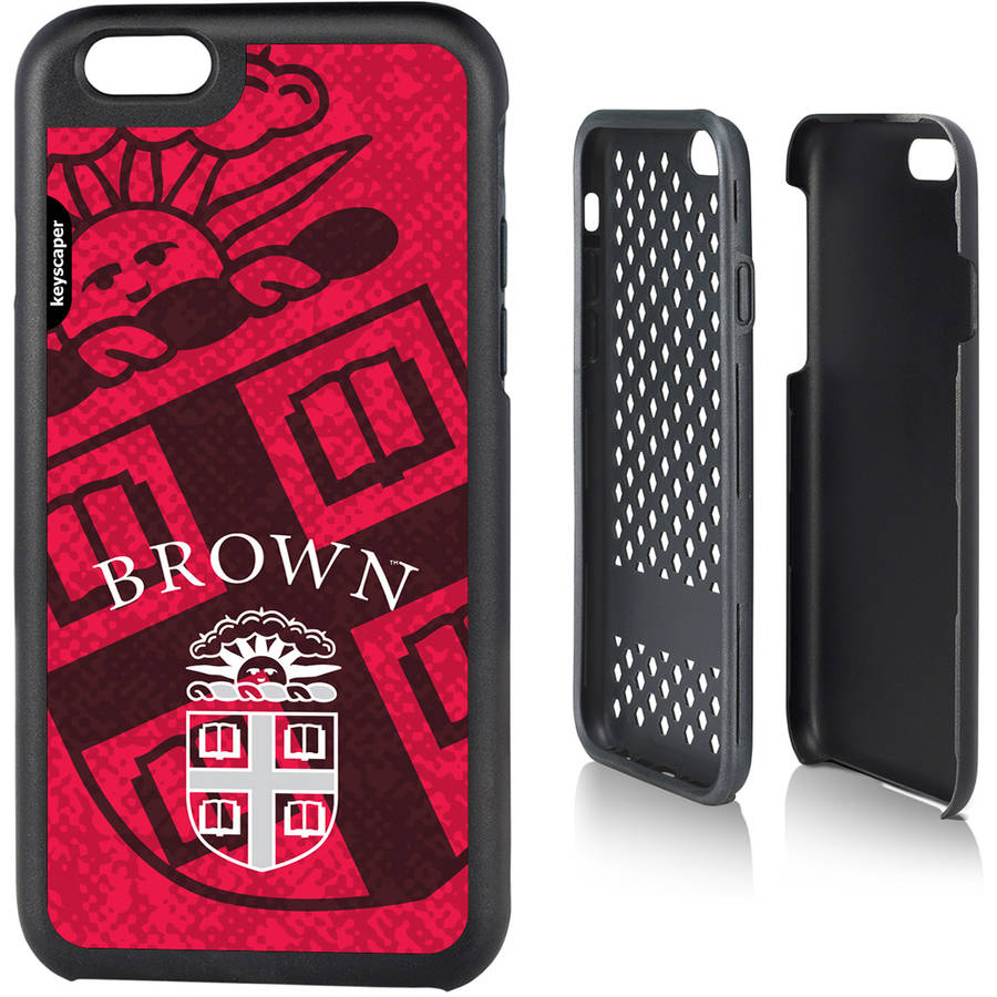 "Brown University Apple iPhone 6 (4.7"") Rugged Case"