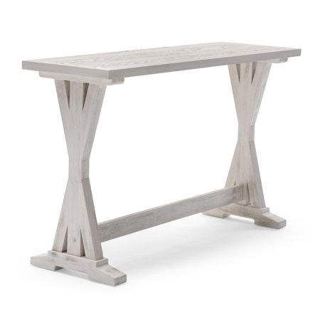 Belham Living Calhoun Sofa Table - White Wash