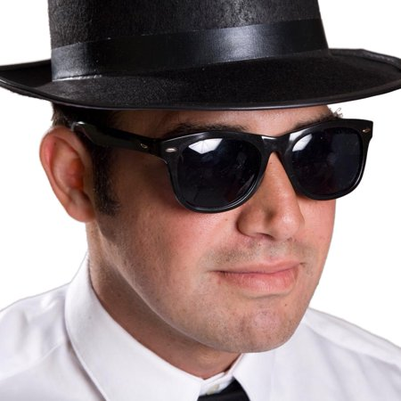 Blues Brothers Halloween (Blues Brothers Sunglasses)