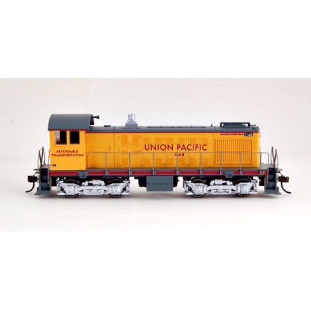 HO S2 w/DCC & Sound, UP/Dependable #1148 Multi-Colored
