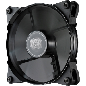 CoolerMaster JetFlo 120 Fan, Black