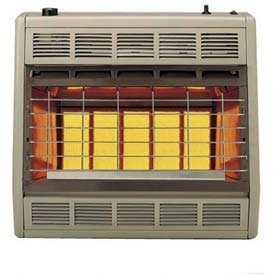 Empire Comfort Systems SR-30LP 30,000 BTU Vent Free Radiant Heater with Manual 3 by Empire Comfort Systems