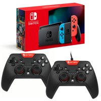 Nintendo Switch Console with Choice of Two Bonus Switch Accessories