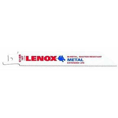 Lenox 20566 6186x3 4x035x18 Reciprocating 5pk by