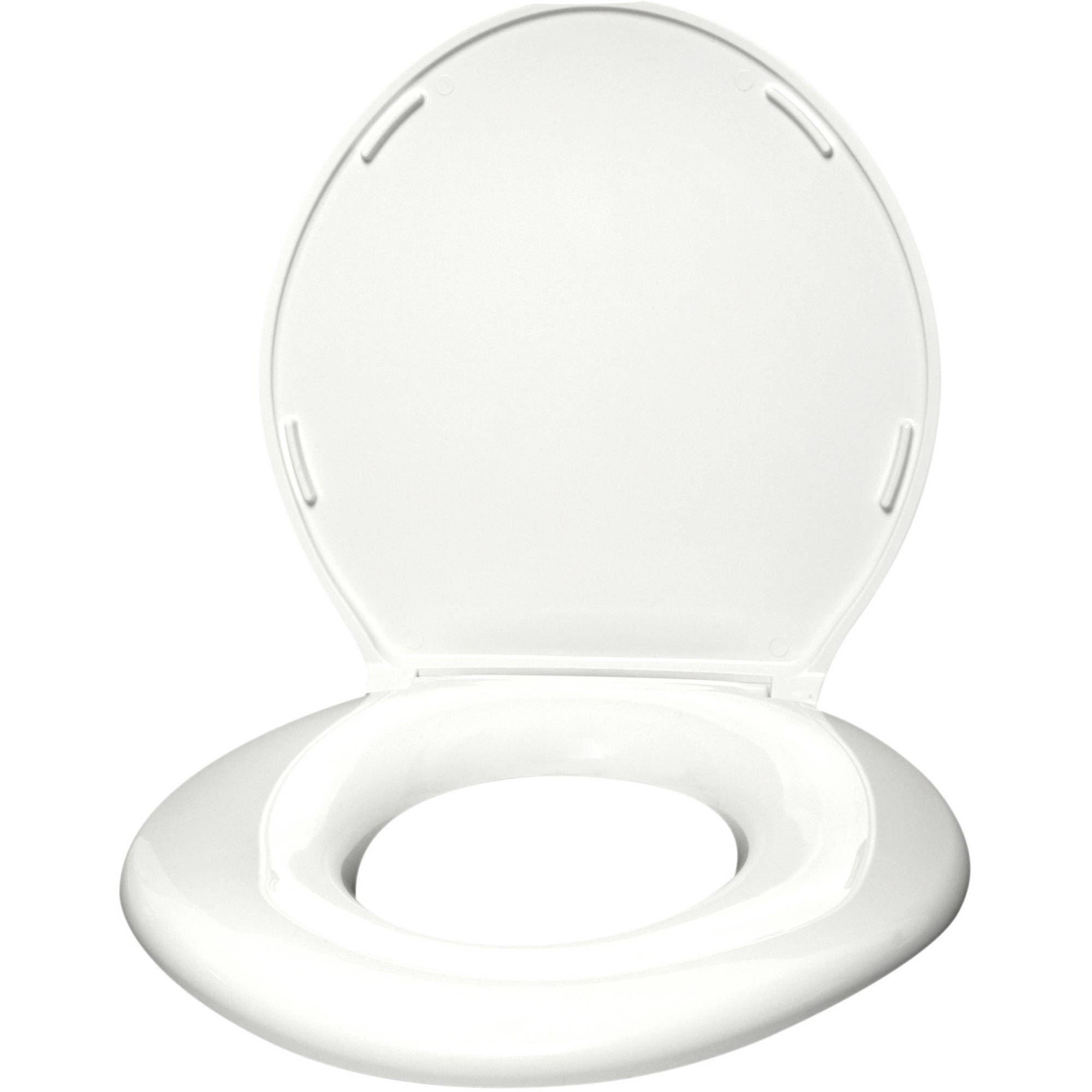 Big John Bariatric Toilet Seat, Closed Front With Lid, 6W