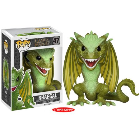 FUNKO POP!: GAME OF THRONES - 6-INCH RHAEGAL