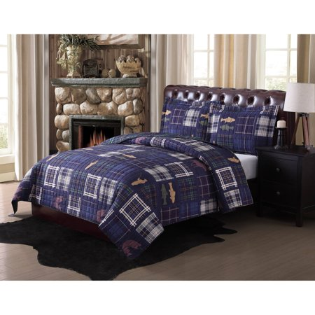 Remington Morse Brook Bedding Quilt Set