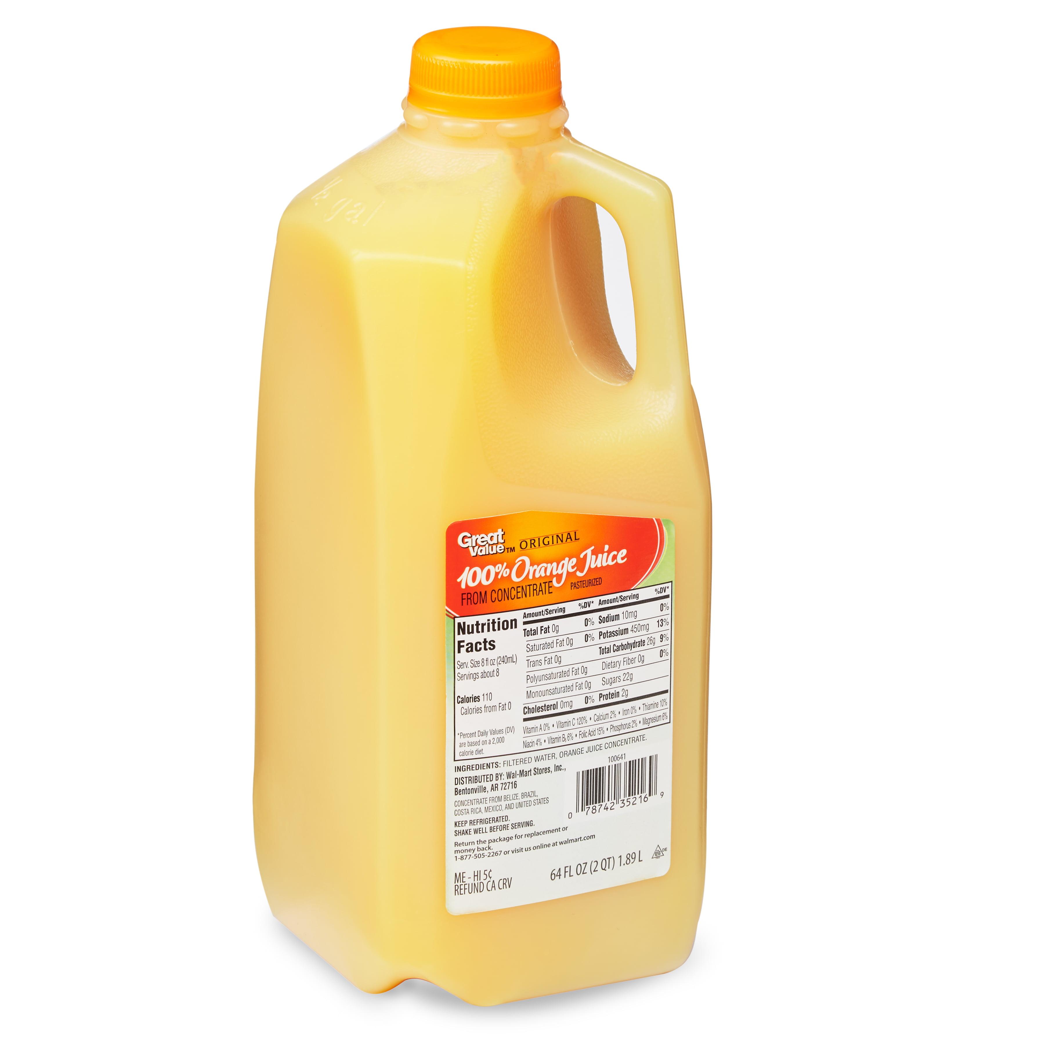 The sad truth about orange juice - Leaf + Grain   Leaf + Grain