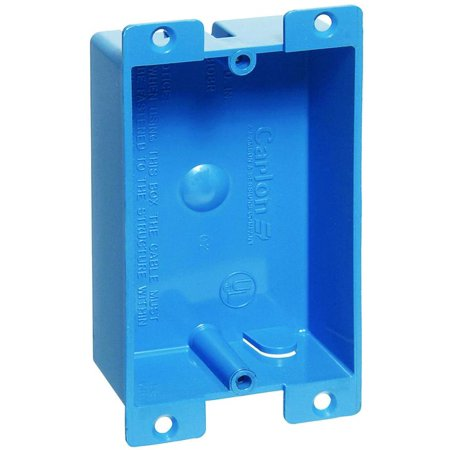 Thomas Betts B108R UPC Outlet Box 1 Gang 8 cu in 3 5 8 in L X 2 3 8 in