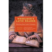 Wheelock's Latin Reader, 2nd Edition: Selections from Latin Literature (Paperback)