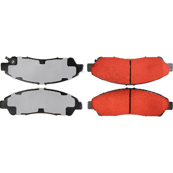 Rides2Racers OE Replacement For PQ PRO Brake Pads W/Shims