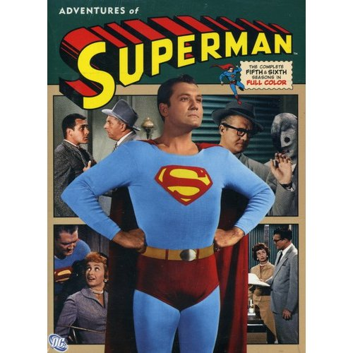 The Adventures Of Superman: The Complete Seasons 1 - 6 (Full Frame)