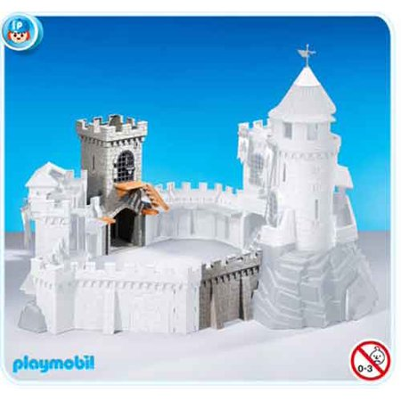 playmobil add on series tower extension for castle 4865. Black Bedroom Furniture Sets. Home Design Ideas