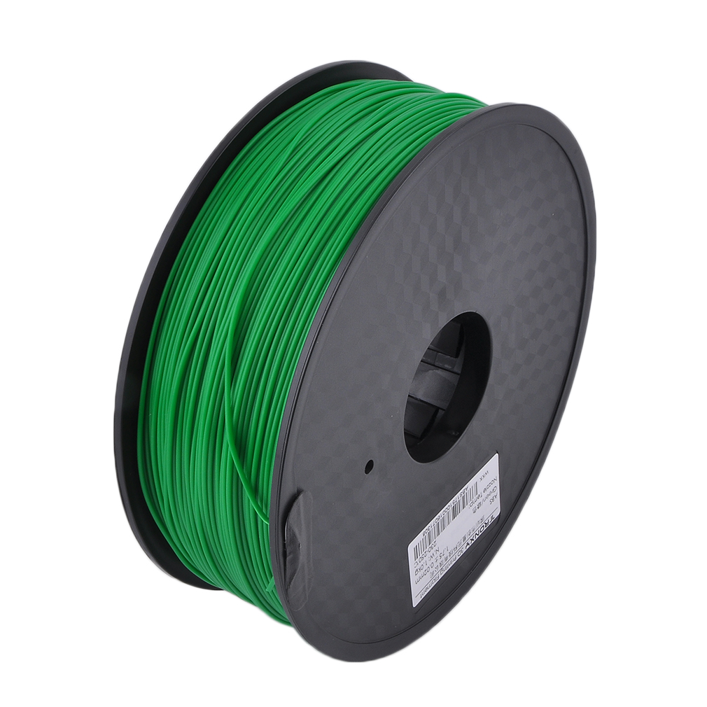 Universal Printing Filament for 3D Printing, 1.75mm, 1kg/Roll, Six Colors Optional (ABS), Red