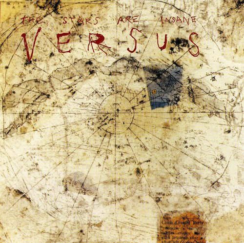 Versus - Stars Are Insane [CD]