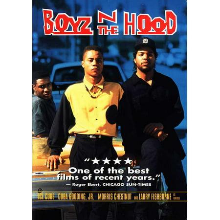 Hood Movie Poster (Boyz N the Hood (1991) 11x17 Movie Poster)