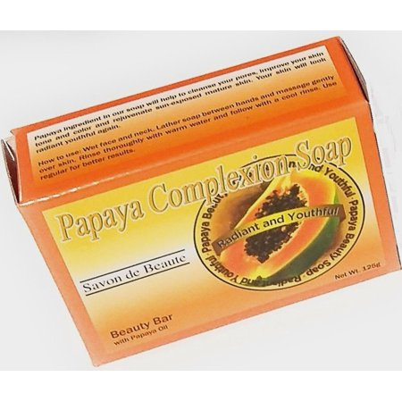 Papaya Complexion Soap For radiant and youthful skin