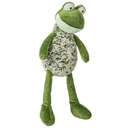 Mary Meyer Talls 'N Smalls Soft Toy, Frog, Tall (Small Frog)
