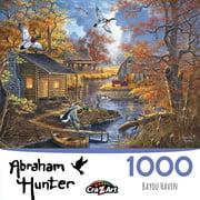 Abraham Hunter 1000 Piece Jigsaw Puzzle - Bayou Haven