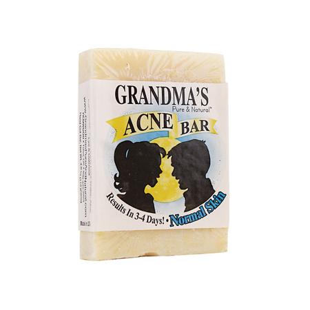 Grandma's Pure & Natural Secrets of Suzanne Acne Bar, 4 fl Oz