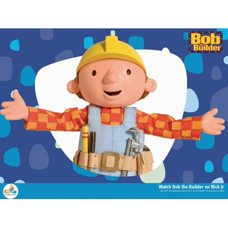 Bob the Builder Edible Frosting  Image Cake Topper 1/4 sheet Bob The Builder Cake Decorations