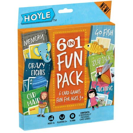 Hoyle Kids Game Value Pack 6pk