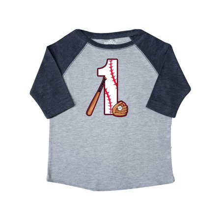 Baseball First Birthday- one year old Toddler