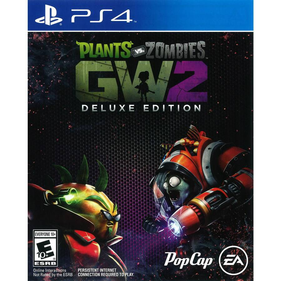 Plants vs Zombies Garden Warfare 2 Deluxe Edition (PS4)